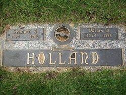 Valera M Holland