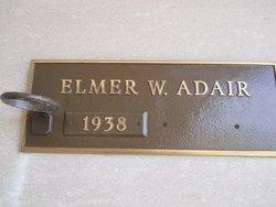 Elmer W. Adair