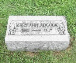 Mary Ann Adcock
