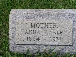 Anna Elizabeth <I>Hoffman</I> Hinkle