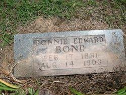 Margaret Donnie <I>Edward</I> Bond