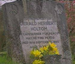 Gerald Herbert Holtom
