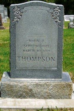 John F. Thompson