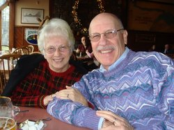 Marie and Bruce Newell