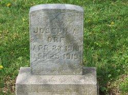 Joseph A. Orf