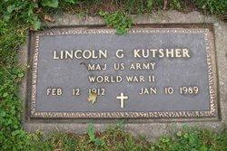 Maj Lincoln G Kutsher