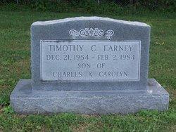 Timothy C Earney