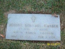 Joseph M Garber