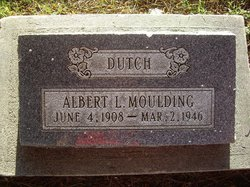 "Albert LeRoy ""Dutch"" Moulding"