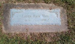 Laura Louise <I>Bain</I> Vail
