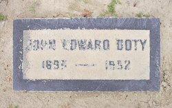 John Edward Doty