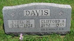Clifford A. Davis