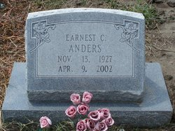 Earnest Cleo Anders