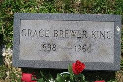 Grace <I>Brewer</I> King
