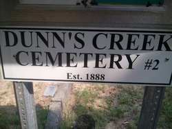 Old Dunns Creek Cemetery