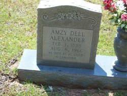 Amzy Dell Alexander