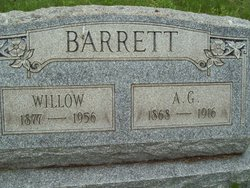 Abraham G Barrett