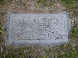 Elizabeth <I>Graff</I> Moser