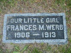 Frances M Werb