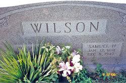 Samuel Howard Wilson