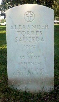 Alexander Torres Sauceda