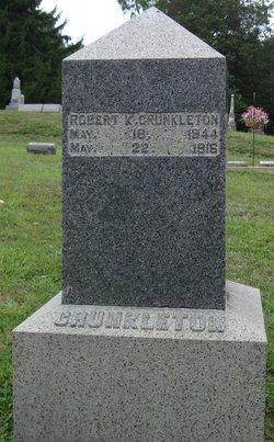 Robert K Crunkleton