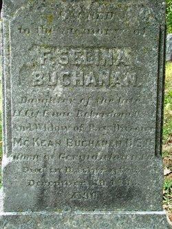 Frances Selina <I>Roberdeau</I> Buchanan