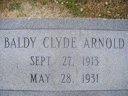 Baldy Clyde Arnold