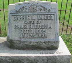 Carrie L <I>Mader</I> Brehm