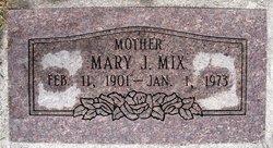 Mary J. Mix