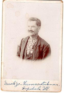 Joseph White McDowell