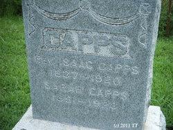 Isaac Capps
