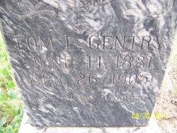 Tom E. Gentry