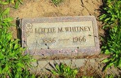 Lottie May <I>Harris</I> Whitney