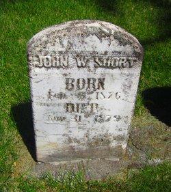 John Wesley Short