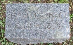 Sarah <I>Mickle</I> Carmack
