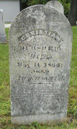 Christian Dershem, Jr
