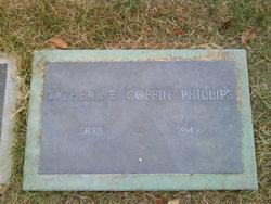 Catherine <I>Coffin</I> Phillips