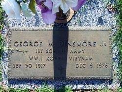 Sgt George Merchant Dinsmore, Jr