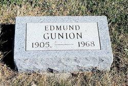 Edmund Gunion