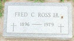 Frederick Charles Ross, Sr