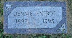 Jennie <I>Eggen</I> Eneboe