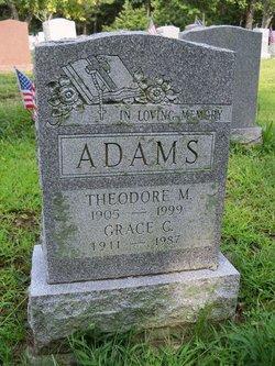 Grace C Adams