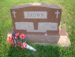 Ruth Dorothy Brown