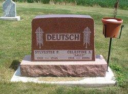 """Celestine Susan """"Sally"""" <I>Barten</I> Deutsch"""