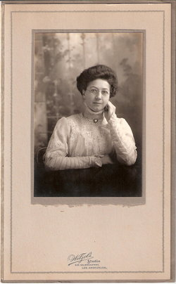 "Mrs Alice Maude ""Allie"" <I>Griffin</I> Collins"