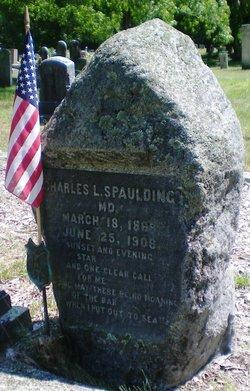 Dr Charles Lester Spaulding