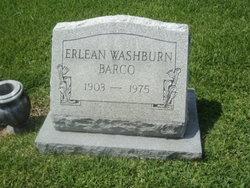 Erlean <I>Washburn</I> Barco