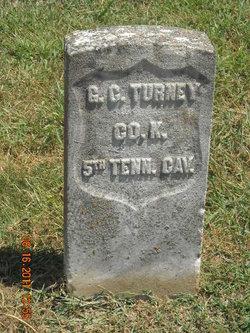 """George C. """"Kit"""" Turney"""