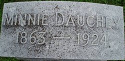 Minnie Dauchey